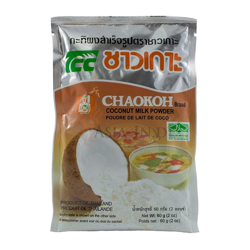 how to make coconut milk powder