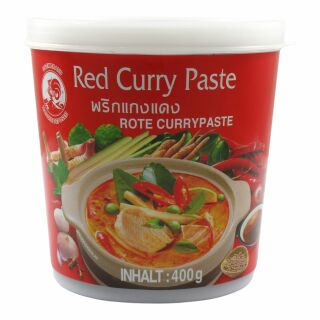 Rote Currypaste COCK 400g