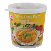 COCK Gelbe Curry Paste 400g