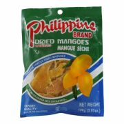 Philippine Brand dried Mangos in Slices 100g