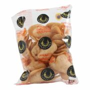 Udang-Mas Prawn Crackers Kroepoek Hot Round 80g
