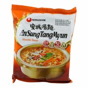 AnSungTangMyun Instant Nudelsuppe Nong Shim 125g