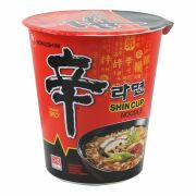 Nong Shim Shin Ramyun, Hot & Spicy Instant Nudelsuppe im...