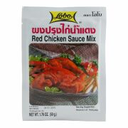 Rotes Hähnchen, Saucenmischung, Lobo 50g