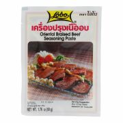 Lobo Oriental Braised Beef Seasoning Paste 50g