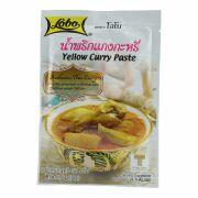 Lobo Gelbe Curry Paste 50g