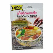 Rote Currypaste Lobo 50g