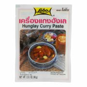 Lobo Hunglay Curry Paste 60g