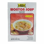 Lobo Wantan Suppen Mix 40g