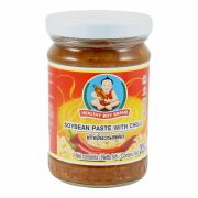 Healthy Boy Soja Bohnen Paste mit Chili 245g
