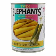 Twin Elephants Bambusspitzen 540g