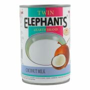 Kokosnussmilch Twin Elephants 400ml