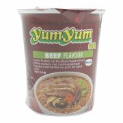 Yum Yum Beef  Instant Noodle Soup In Cup 70g