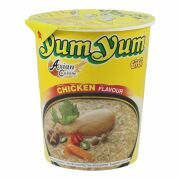 Yum Yum Chicken in Cup, Instant Noodle Soup 70g