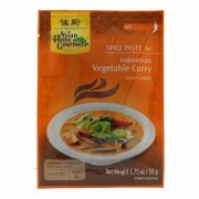 Gemüse Sayur Ladeh Currypaste Asian Home Gourmet 50g