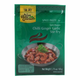 Asian Home Gourmet Chili Ginger Stir Fry 50g