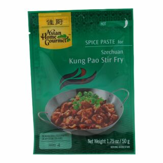 Asian Home Gourmet Kung Pao Paste 50g