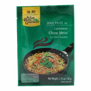Asian Home Gourmet Chow Mein gebratene Nudeln 50g