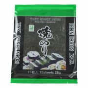 JH Foods Roasted Seaweed Green Quality 25g