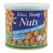 Khao Shong Peanuts with Coconut Flavour 185g
