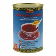CVF Hot & Sour Soup with grilled Duck Meat, ready to...