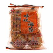Bin-Bin Rice Cracker with Spicy Seaweed 135g