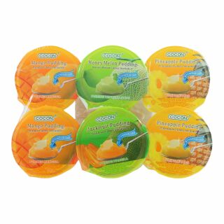 Cocon Fruit Pudding Mix 708g