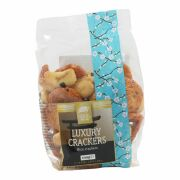 Golden Turtle Luxury Reis Cracker Mix 100g