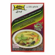 Lobo 2 in 1 Grüne Curry Paste mit Kokoscreme 100g