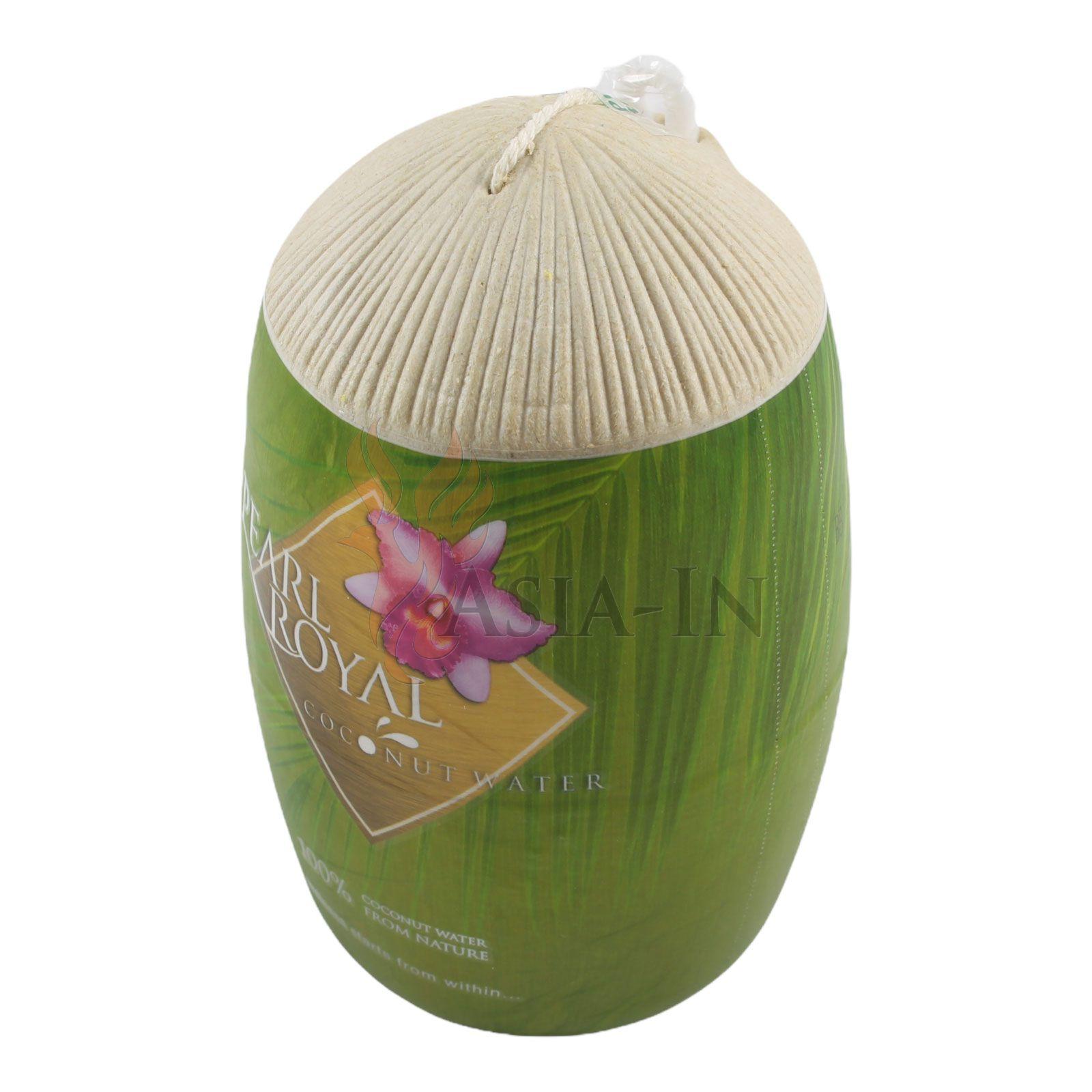 kokosnuss wasser pearl royal 310ml