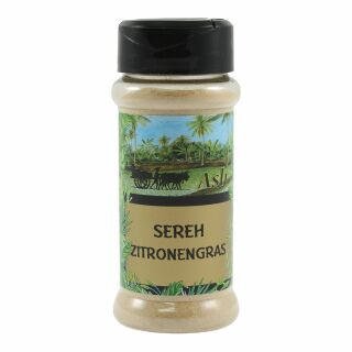 Asli Lemongrass Powder 30g