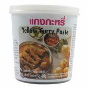 Curry Paste, Gelb, Lobo 400g