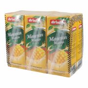 Drinho Mango  Fruit Drink 6X250ml, 1,25l