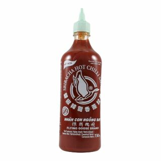 Flying Goose Sriracha  Chilli Sauce Hot, Without Glutamate 730ml