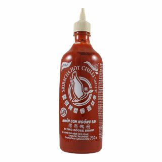 Flying Goose Sriracha  Chilli Sauce With Garlic, Without Glutamate 730ml