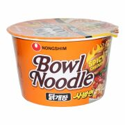 Nong Shim Pollo, Spicy Chicken  Instant Noodle Soup In...