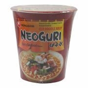 Nong Shim Neoguri Seafood, Scharf, Cup 62g