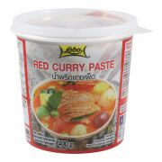 Curry Paste, Rot, Lobo 400g