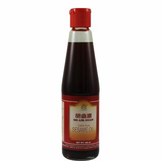 Sesame Oil 100% Pure Toasted Sesame Oil Oh Aik Guan 150ml