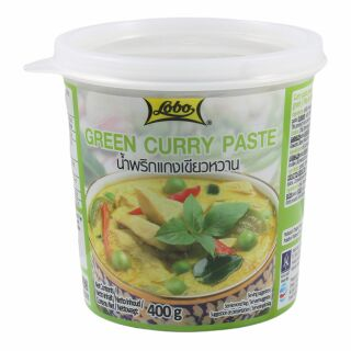 Grüne Curry Paste, Lobo 400g