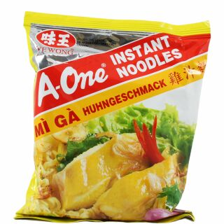 A-One Huhn Nudelsuppe 85g