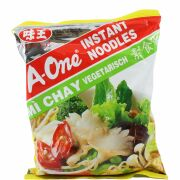 A-One Vegetable  Instant Noodles 85g