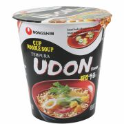 Nong Shim Udon  Instant Noodle Soup In Cup 62g