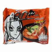 Wai Wai Shrimps, Tom Yum  Instant Noodle Soup 60g
