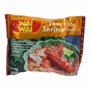 Wai Wai Tom Yum Shrimp Nudelsuppe 60g
