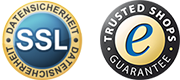 SSL & Trusted Shops Zertifikate
